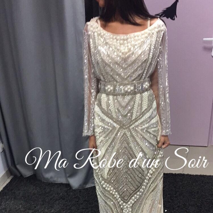 Une robe d'un soir